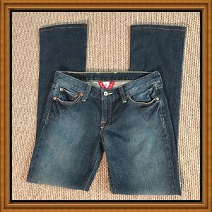 Lucky Brand Lola Boot Cut Jeans Size 27/4